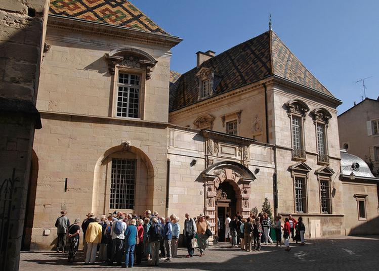 Visite Libre De L'hôtel De Vogüé à Dijon
