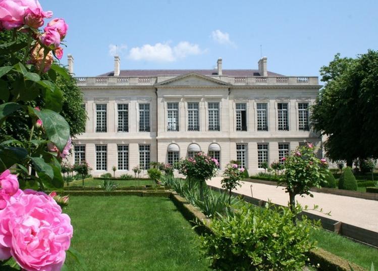 Visite Libre De L'hôtel Des Intendants De Champagne à Chalons en Champagne