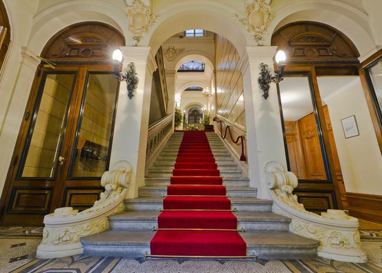 Visite Libre De L'hôtel Vitta à Lyon