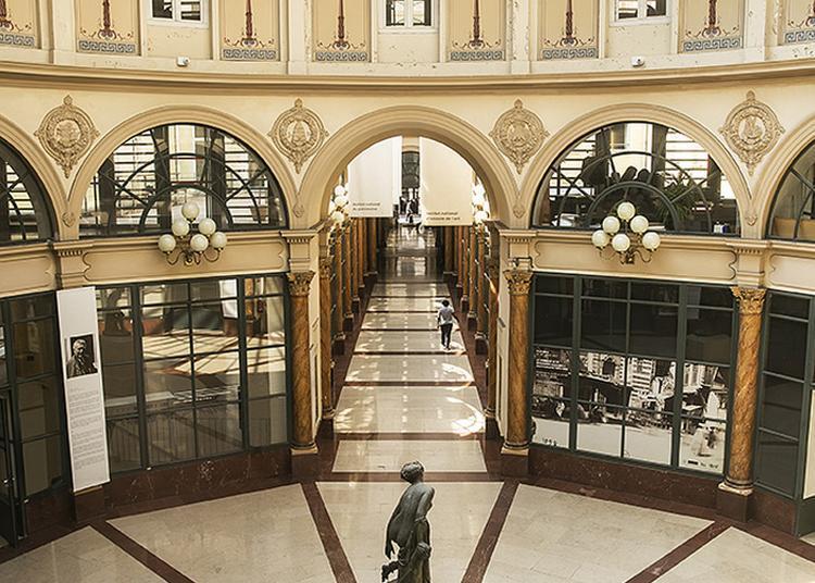 Visite Libre De L'inha Galerie Colbert à Paris 2ème