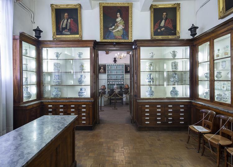Visite Libre De L'oeuvre De La Miséricorde à Montpellier