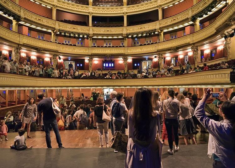 Visite Libre De L'opéra Comique à Paris 2ème