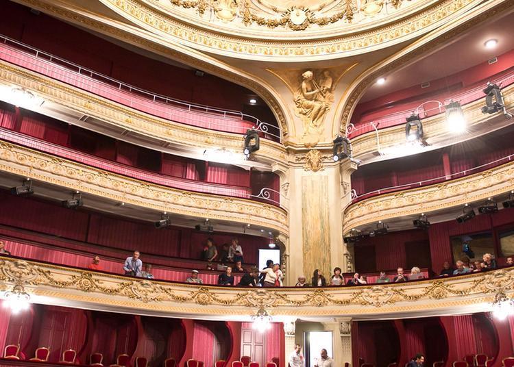 Visite Libre De L'opéra De Lille