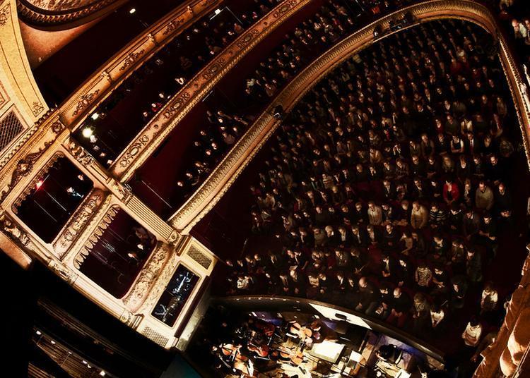 Visite Libre De L'opéra-théâtre De Metz Métropole