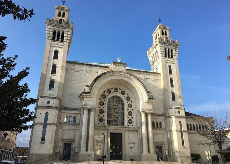 Visite Libre De La Basilique Du Sacré-coeur à Grenoble