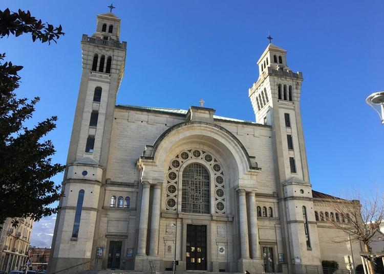 Visite Libre De La Basilique Du Sacré-coeur De Grenoble