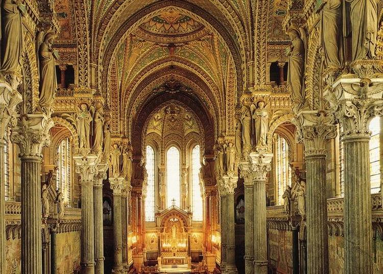 Visite Libre De La Basilique Notre-dame De Fourvière. à Lyon
