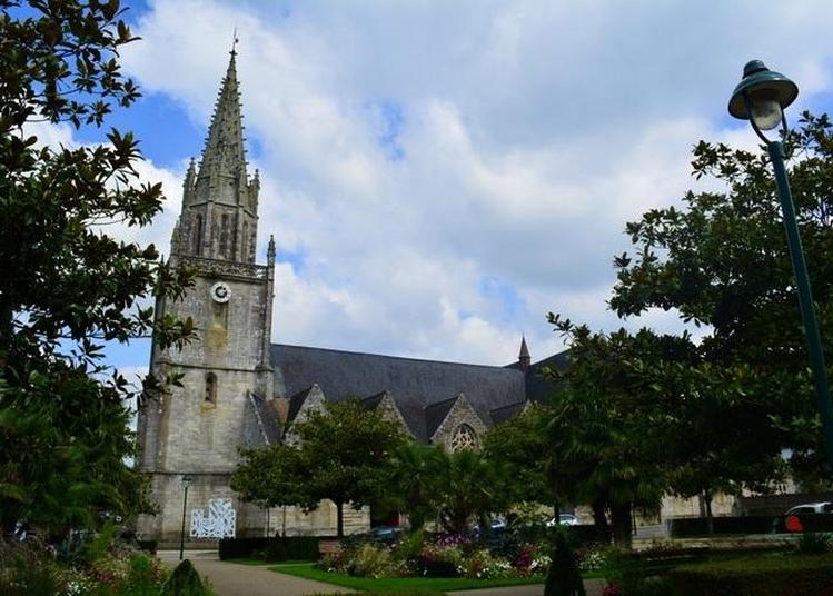 Visite Libre De La Basilique Notre-dame-de-joie à Pontivy