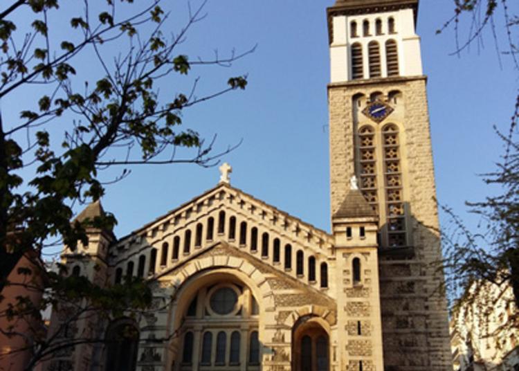 Visite Libre De La Basilique Saint-joseph à Grenoble