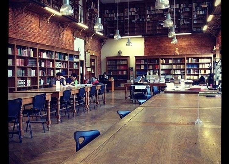 Visite Libre De La Bibliothèque D'études Méridionales à Toulouse