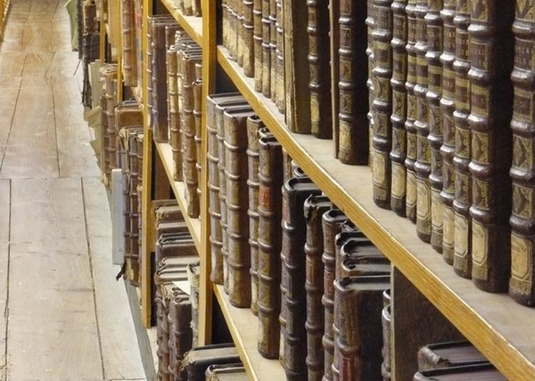 Visite Libre De La Bibliothèque Patrimoniale à Avranches