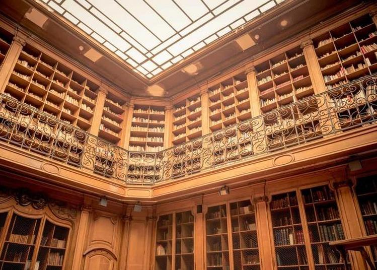 Visite Libre De La Bibliothèque Smith-lesouëf à Nogent sur Marne