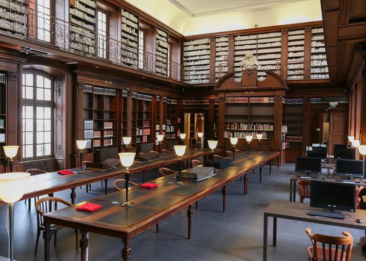 Visite Libre De La Bibliothèque Stanislas à Nancy