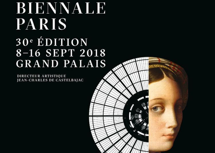 Visite Libre De La Biennale Paris Au Grand Palais à Paris 8ème