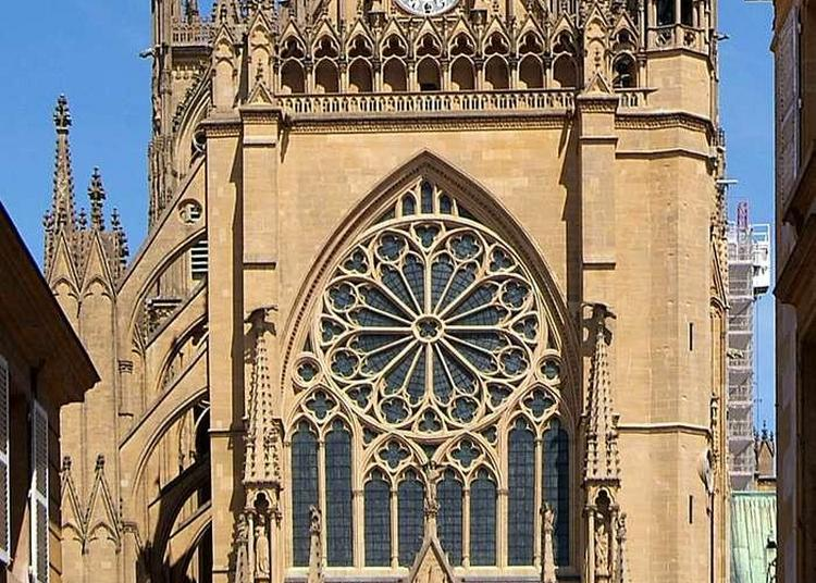 Visite Libre De La Cathédrale De Metz