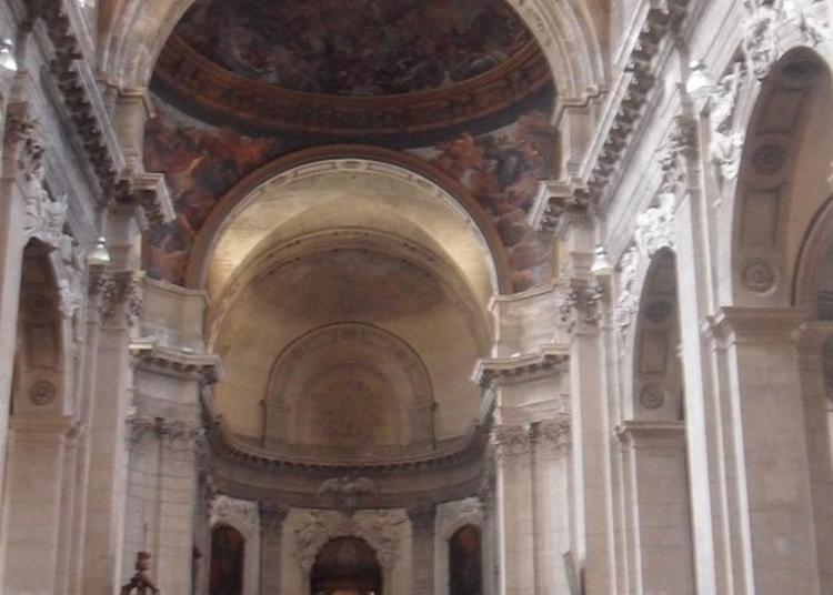 Visite Libre De La Cathédrale Notre-dame-de-l'annonciation à Nancy