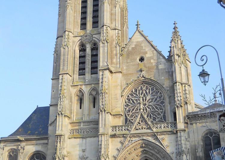 Visite Libre De La Cathédrale Saint-maclou à Pontoise