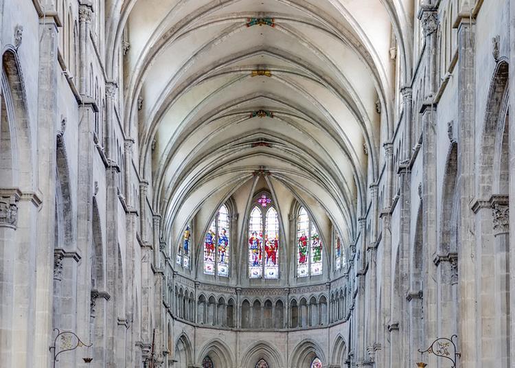 Visite Libre De La Cathédrale Saint-maurice à Vienne