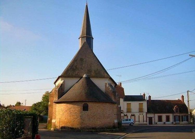 Visite Libre De La Chapelle à Salbris