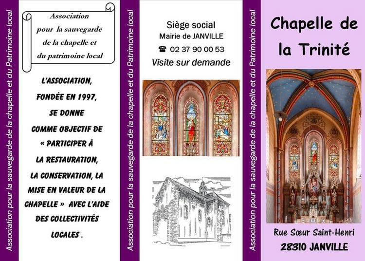 Visite Libre De La Chapelle à Janville