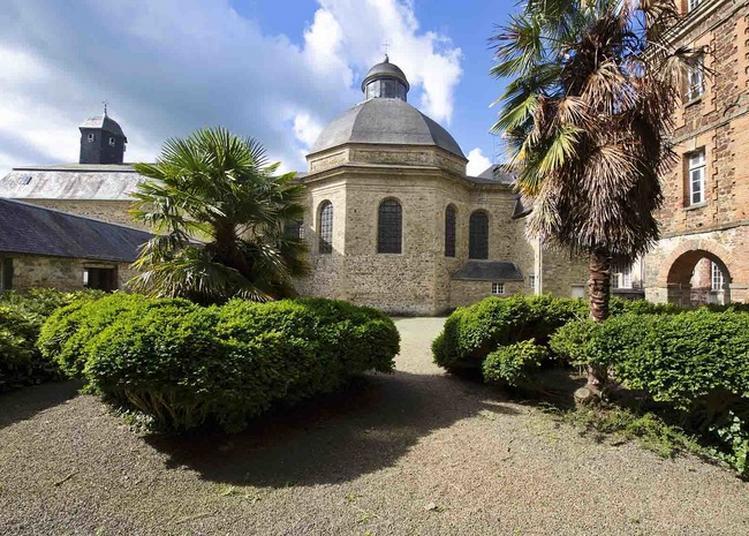 Visite Libre De La Chapelle De L'hôpital De Coutances