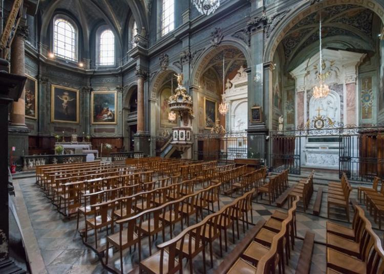Visite Libre De La Chapelle De L'hôtel-dieu à Lyon