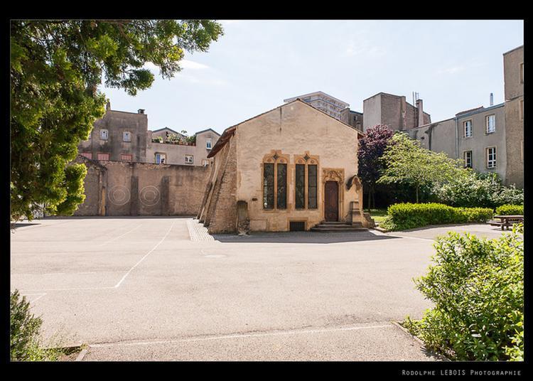Visite Libre De La Chapelle De La Miséricorde à Metz