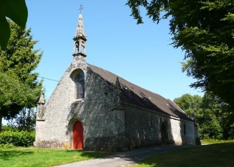 Visite Libre De La Chapelle De La Trinité à Castennec Et De L'oeuvre De Claire Chesnier à Bieuzy