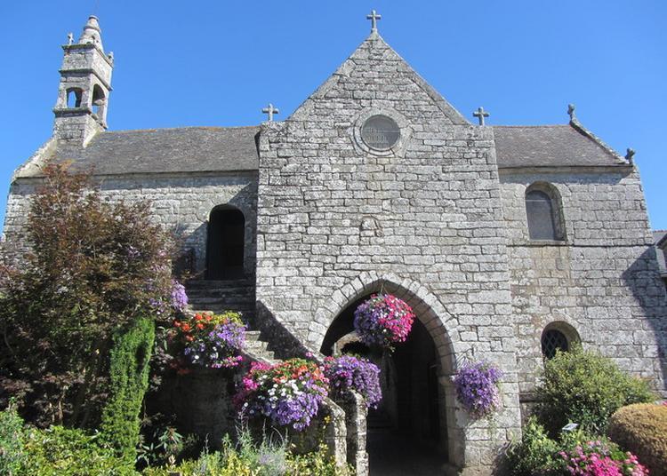 Visite Libre De La Chapelle De La Vraie-croix à La Vraie Croix