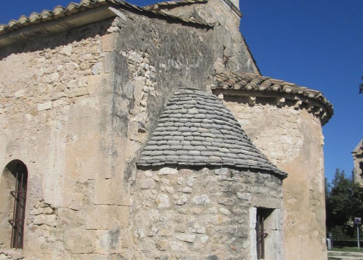 Visite Libre De La Chapelle De Notre Dame Des Vignères à Cavaillon