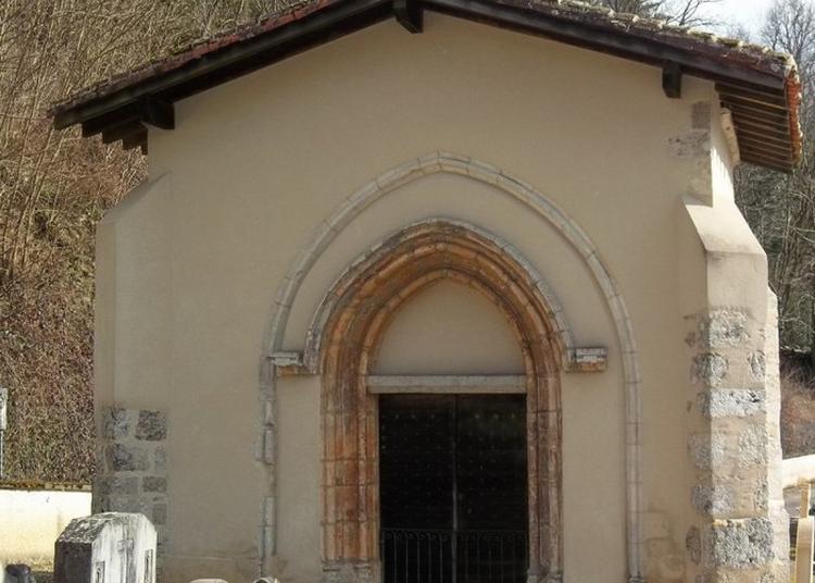 Visite Libre De La Chapelle Des Crues. à Sainte Croix