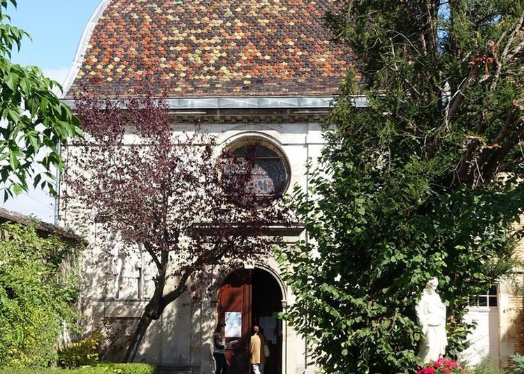 Visite Libre De La Chapelle Du Monastère à Troyes