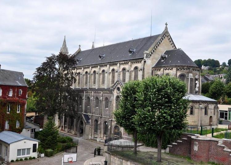 Visite Libre De La Chapelle Du Pensionnat Jean-baptiste De La Salle De Rouen