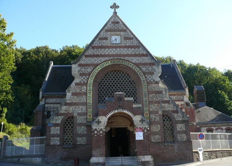 Visite Libre De La Chapelle Et De Ses Fresques à Bolbec