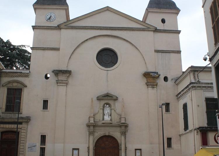 Visite Libre De La Chapelle Jésuite Saint-michel-des-lycées De Roanne