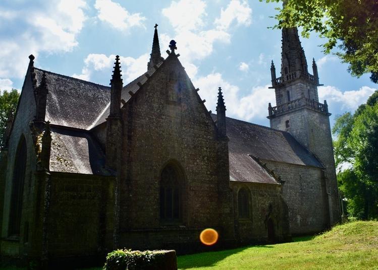 Visite Libre De La Chapelle Notre-dame-de-la-houssaye à Pontivy