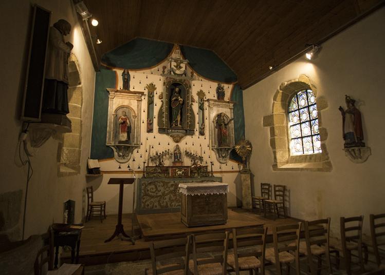Visite Libre De La Chapelle Saint Jean à Guerlesquin