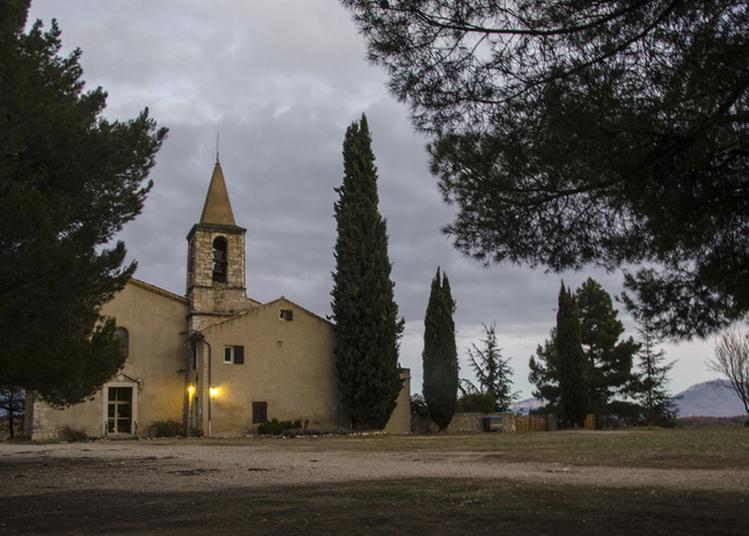 Visite Libre De La Chapelle Saint-maxime à Riez