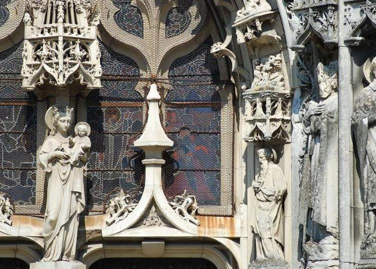 Visite Libre De La Chapelle Saint-nicolas De L'hôtel-dieu à Montreuil
