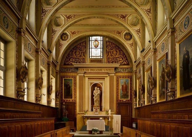 Visite Libre De La Chapelle Saint-patrick Du Cci à Paris 5ème