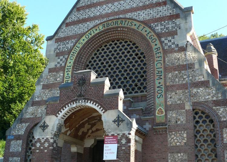 Visite Libre De La Chapelle Sainte-anne à Bolbec