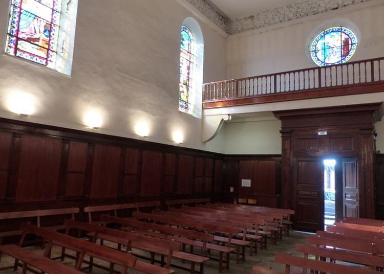 Visite Libre De La Chapelle Sainte-anne à Montbrison