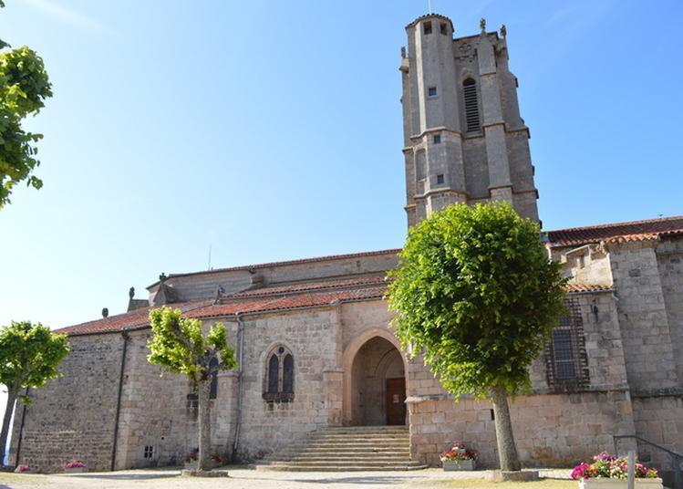 Visite Libre De La Collégiale à Saint Bonnet le Chateau