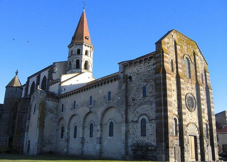 Visite Libre De La Collègiale, Classée Monument Historique Depuis 1840 à Ennezat
