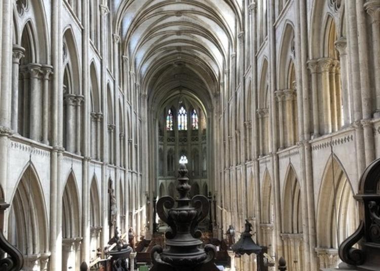 Visite Libre De La Collègiale Notre-dame Et Saint-laurent à Eu