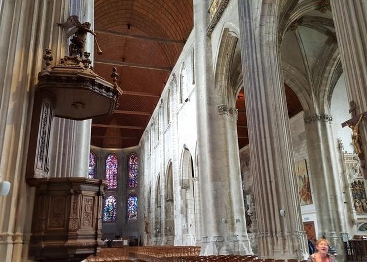 Visite Libre De La Collégiale Saint-vulfran à Abbeville