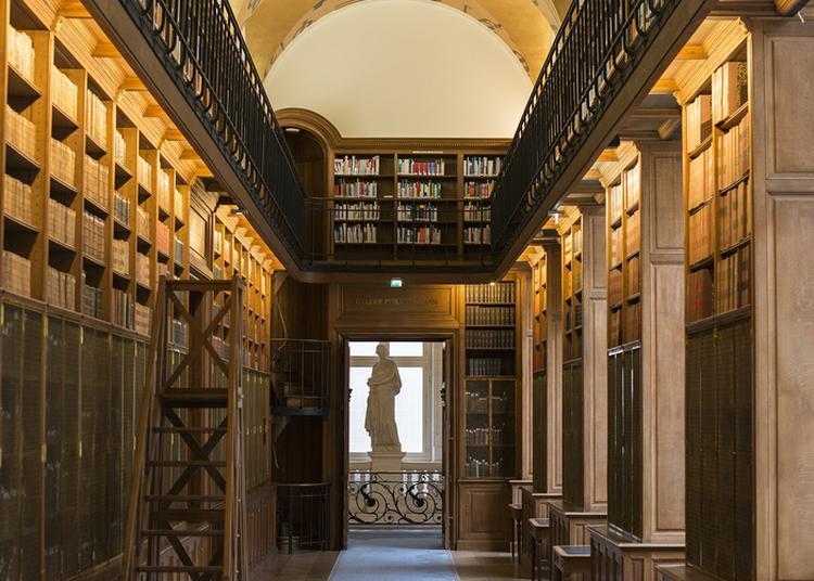 Visite Libre De La Cour Des Comptes à Paris 1er