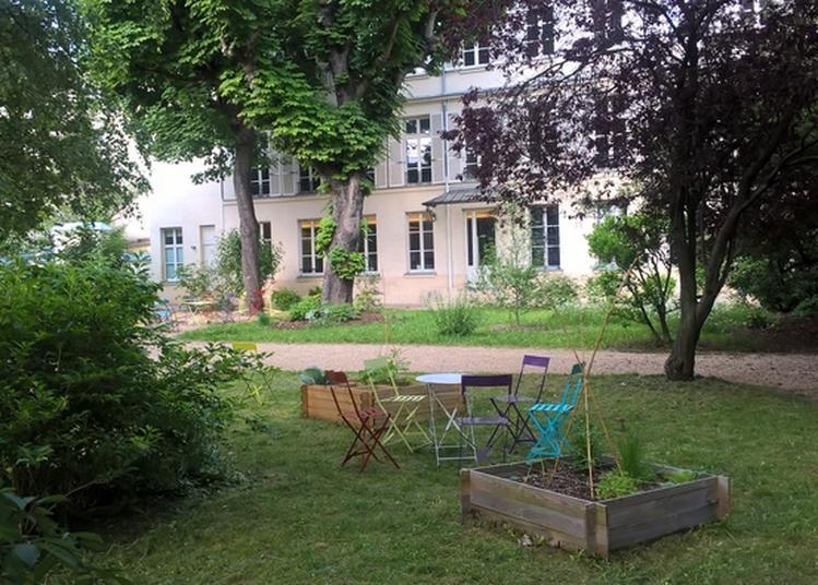 Visite Libre De La Faculté De Théologie Protestante De Paris Et De Ses Jardins à Paris 14ème