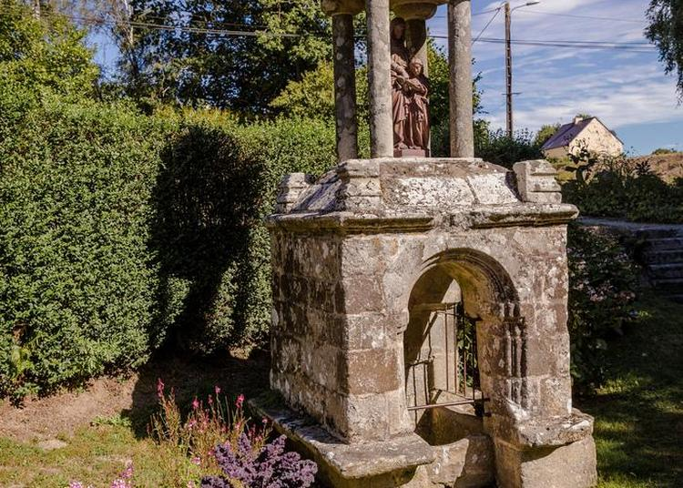 Visite Libre De La Fontaine Sainte-anne à Le Guerno