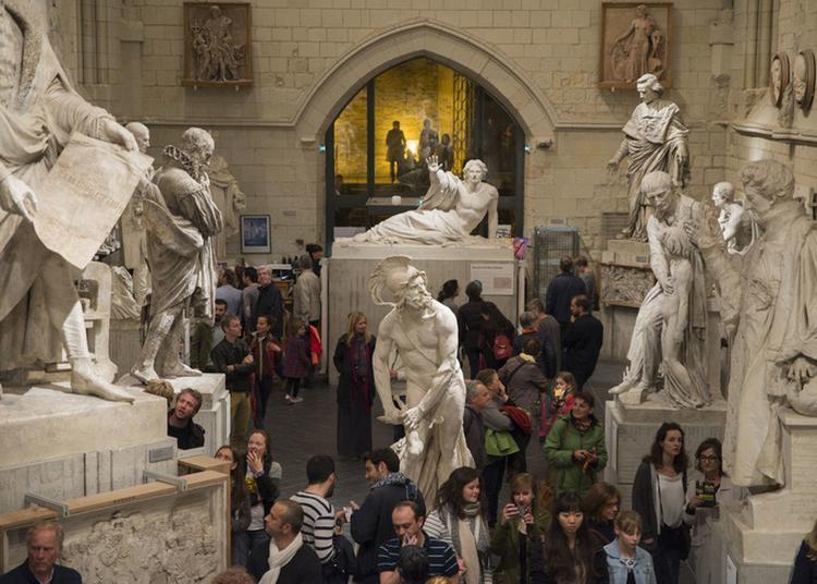 Visite Libre De La Galerie David D'angers à Angers